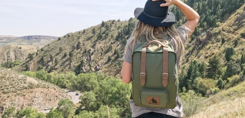 This Backpack Company Provides 25 Meals To Families In Need With Each Bag Sale