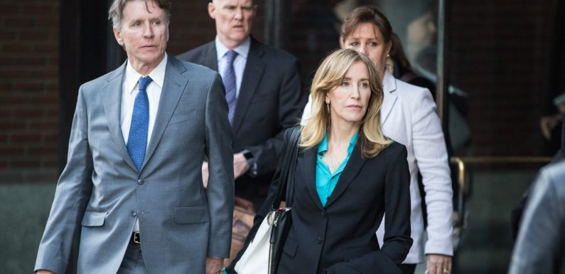 Felicity Huffman Could Get Home Confinement Not Prison