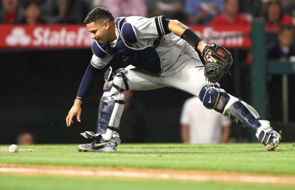 Gary Sanchez's Yankees return couldn't have gone worse