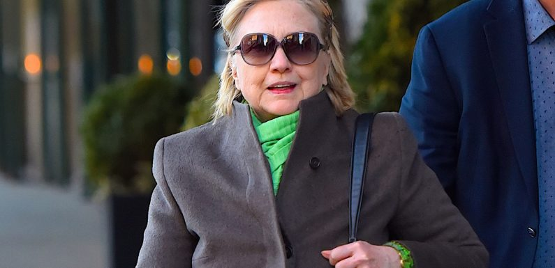 Even Hillary Clinton may have trouble getting a ticket for 'Hillary and Clinton'