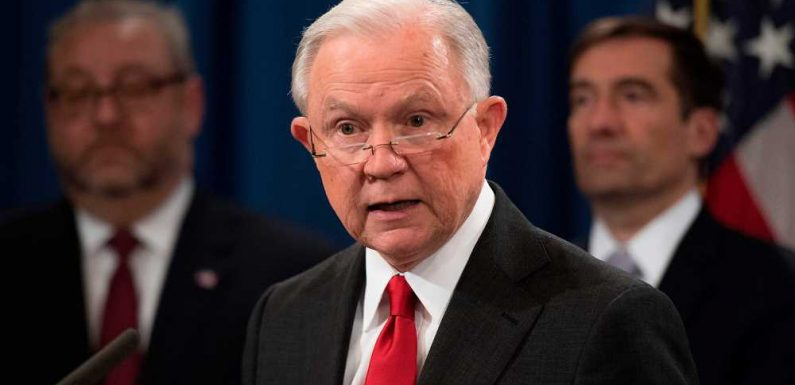 President Trump should thank the attorney general he forced out
