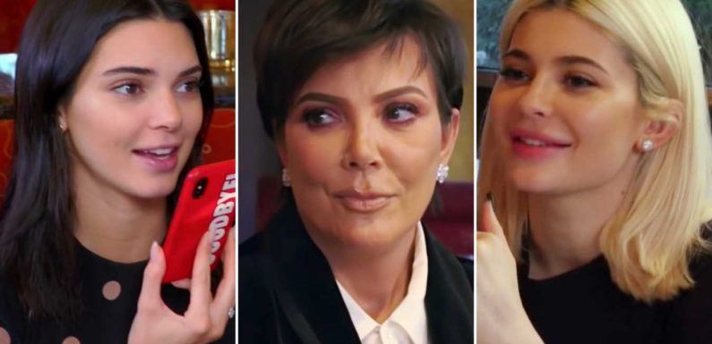 Kendall and Kylie Jenner Offer to Help 'Selfless' Mom Kris amid Grandma MJ's Health Struggles