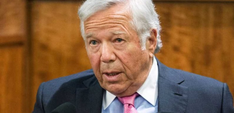 Prosecutors to release Robert Kraft footage in prostitution case