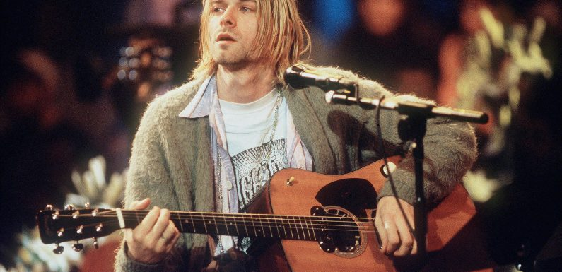 Your Complete Kurt Cobain Reading Guide: Journals, Biographies and More