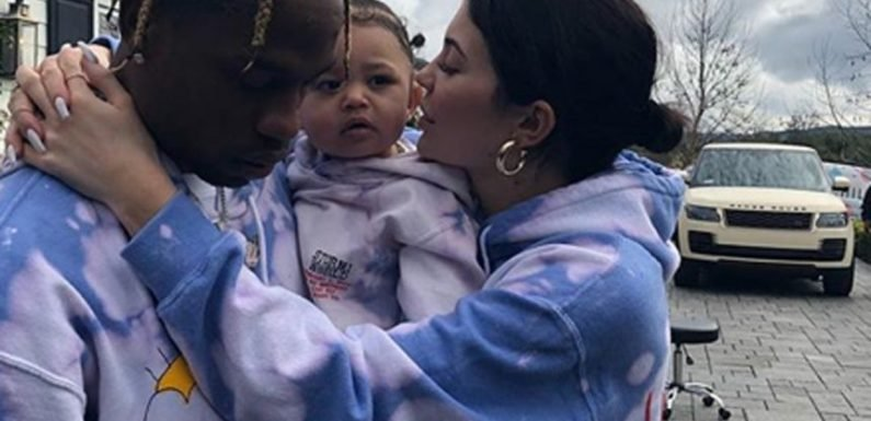 Kylie Jenner Wants To 'F**k Around & Have Another Baby' With Travis Scott In Honor Of His 28t