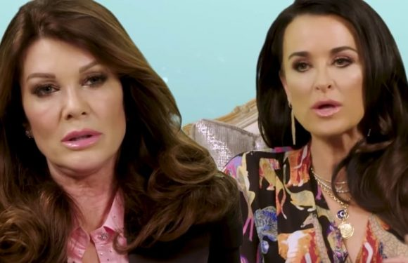 Lisa Vanderpump Calls Out Costars' 'BS,' Says Kyle Richards Fight Felt Like 'She Slapped Me In the Face'