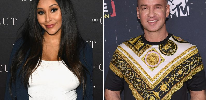Mike 'The Situation' Sorrentino is having the 'time of his life' in prison, says Snooki