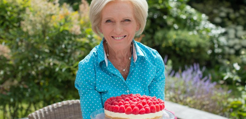 How old is Mary Berry, who is her husband Paul Hunnings and what is the Britain's Best Home Cook host's net worth?