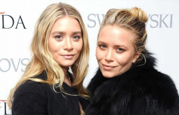 Mary-Kate and Ashley Olsen Stun in Rare Red Carpet Appearance