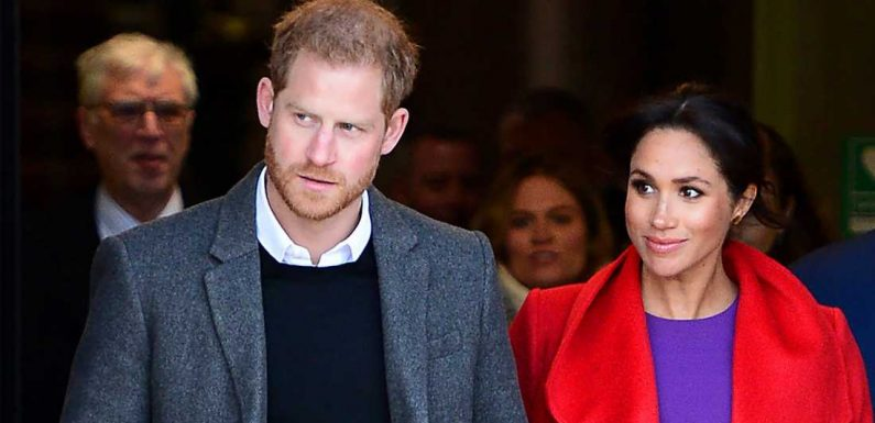 Wait, Did Meghan Markle and Prince Harry Just Subtly Shut Down Royal Feud Rumors?