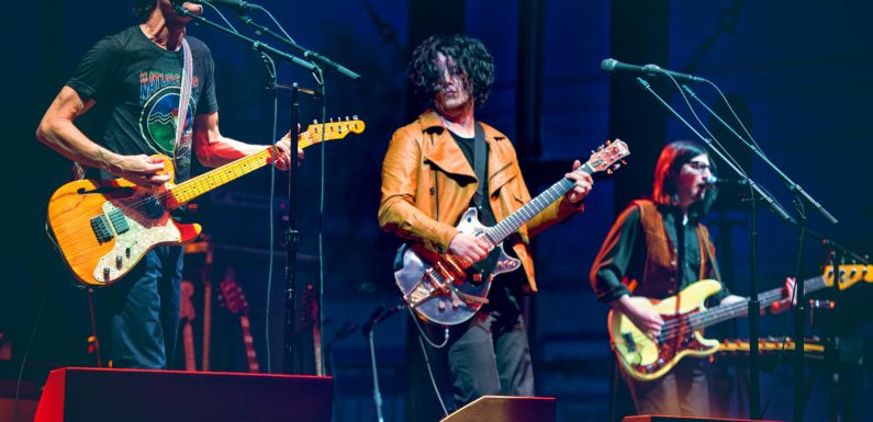 The Raconteurs Plot First North American Tour in Eight Years