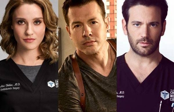 John Seda, Colin Donnell, and Norma Kuhling Are Leaving One Chicago