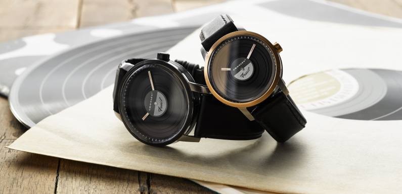 This Vinyl Record-Inspired Watch is the Only Timepiece I've Ever Wanted to Wear