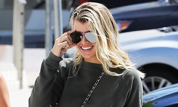 Sofia Richie Competes To Be The Daisy Dukes Queen In Tiny Cutoffs — See Pic