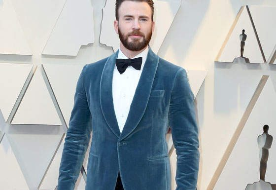 Chris Evans Is Launching A Political Website