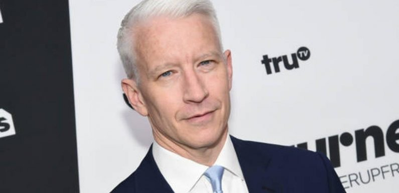 CNN's Anderson Cooper mocks Trump for speaking in third person: He's 'not supposed to talk like Elmo'