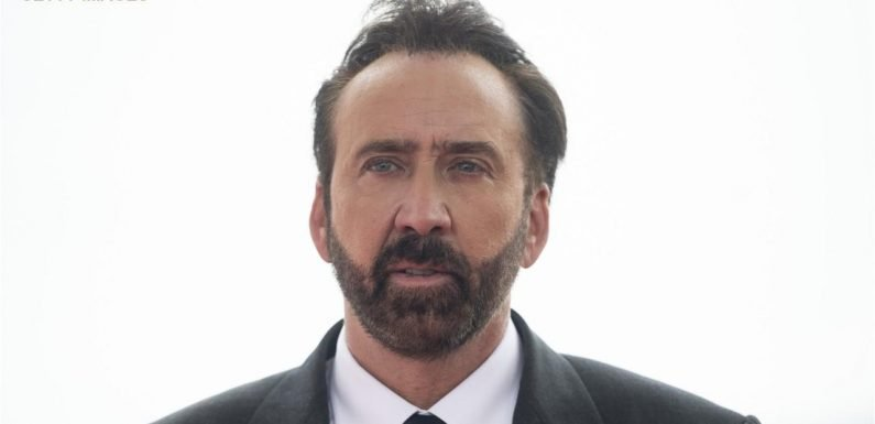 Nicolas Cage's wife of 4 days agrees to divorce, asks for spousal support: reports