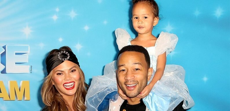 Chrissy Teigen says she and John Legend share 'bad guy' disciplinary role as parents