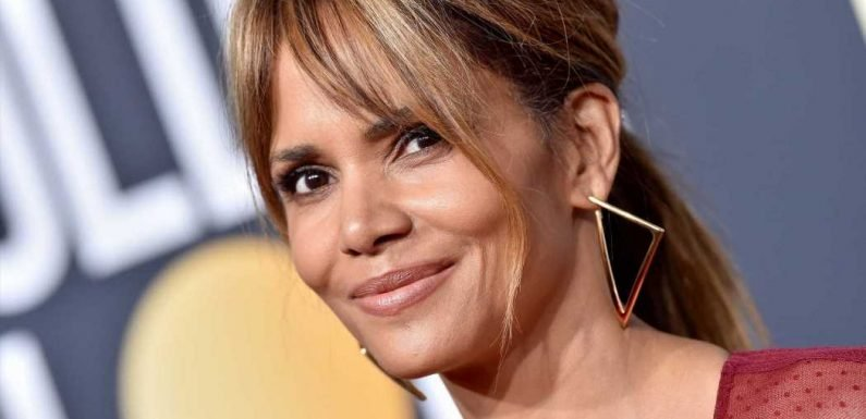 Halle Berry's steamy Instagram snap with unbuttoned jacket stuns: 'Lookin' like a late night snack'