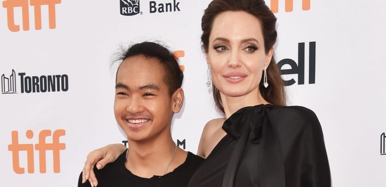 Angelina Jolie won't say where son Maddox, 17, will attend college this fall