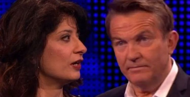 The Chase: 'That's against the rules' Bradley Walsh SCORNS comedian after mistake