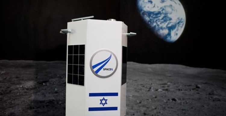 Israel moon landing LIVE: Watch first privately funded craft land on the moon