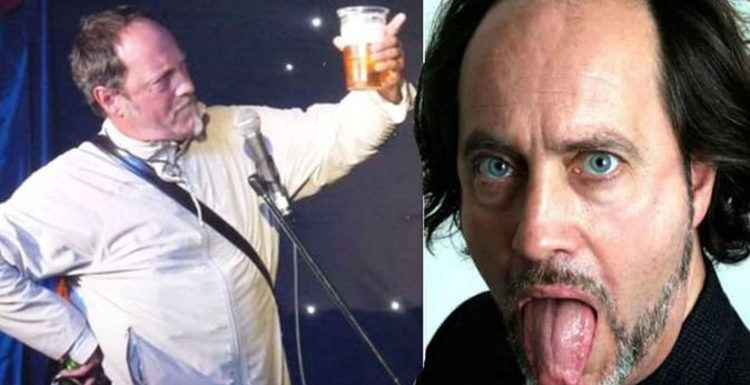 Ian Cognito dead: Audience LAUGHED as comedian, 60, died on stage after heart attack