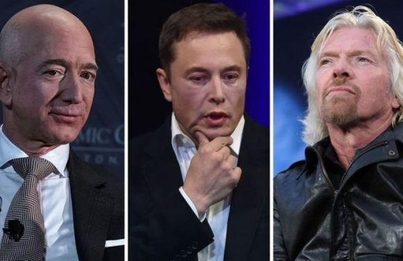 The final frontier: Musk, Bezos or Branson? Who will win the space race?