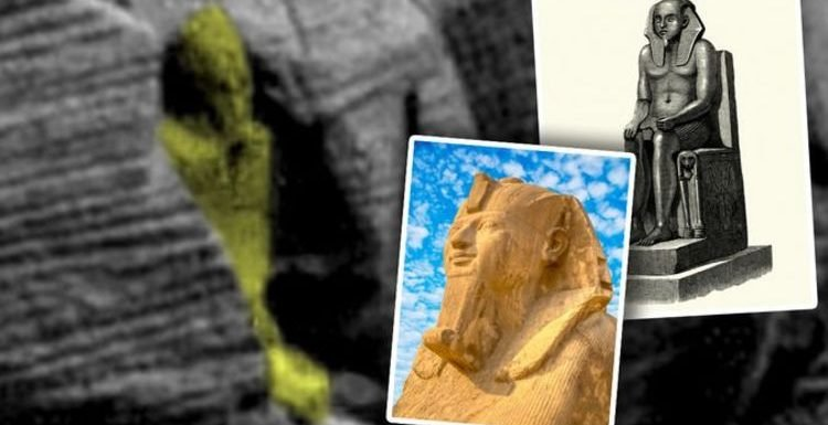 Life on Mars? 'Ancient Egyptian tomb' discovery stuns UFO expert  – 'It explains pyramids'