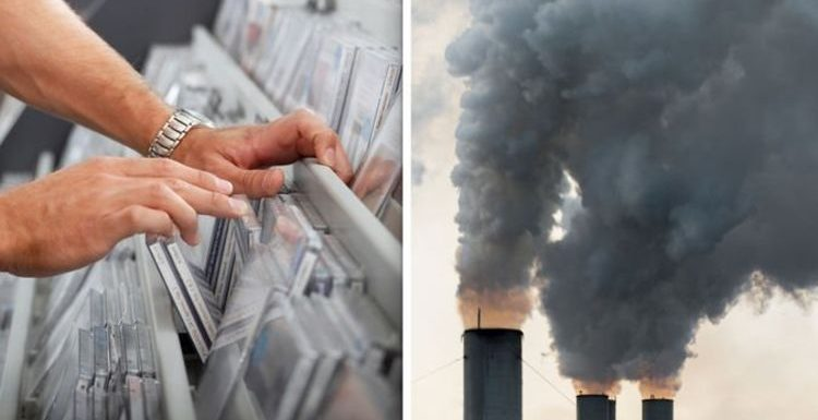 Climate bombshell: Why listening to your favourite music is HARMFUL to the environment