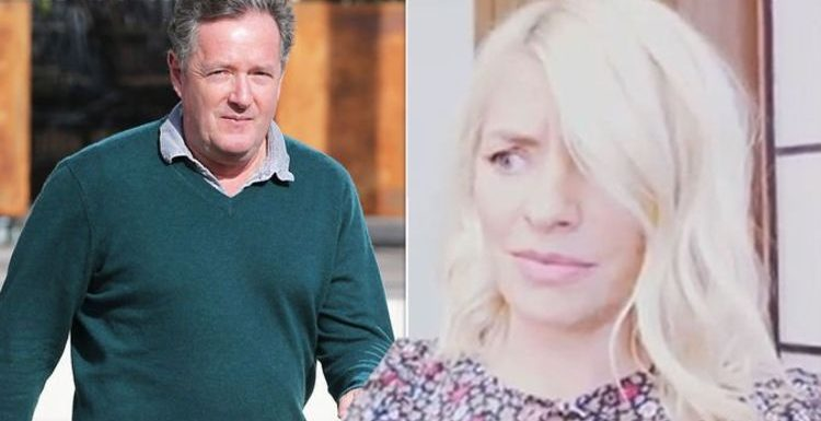 Holly Willoughby: 'Trying to kill me' This Morning star shocked by Piers Morgan discovery