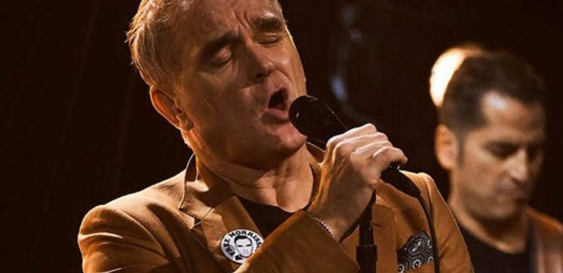 Morrissey cancels Canadian tour dates due to a 'medical emergency'