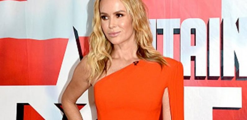 Amanda Holden nicknamed 'Cowell whisperer' on BGT for ability to handle Simon
