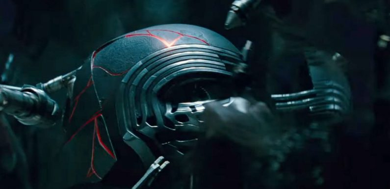 Star Wars: The Rise of Skywalker Packaging Reveals Good Look at Kylo Ren's Repaired Mask
