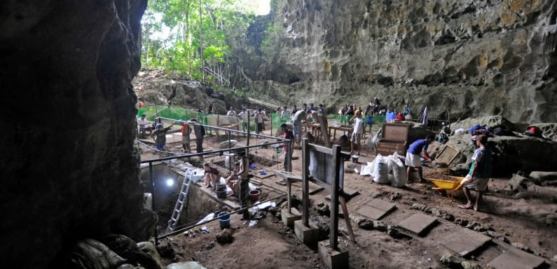 An Ancient Human Species Lived in This Island Cave