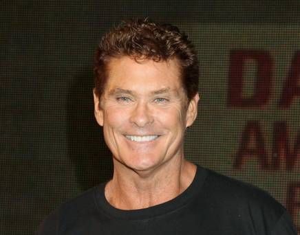 'I do everything. Because I can' – David Hasselhoff is recording heavy metal music