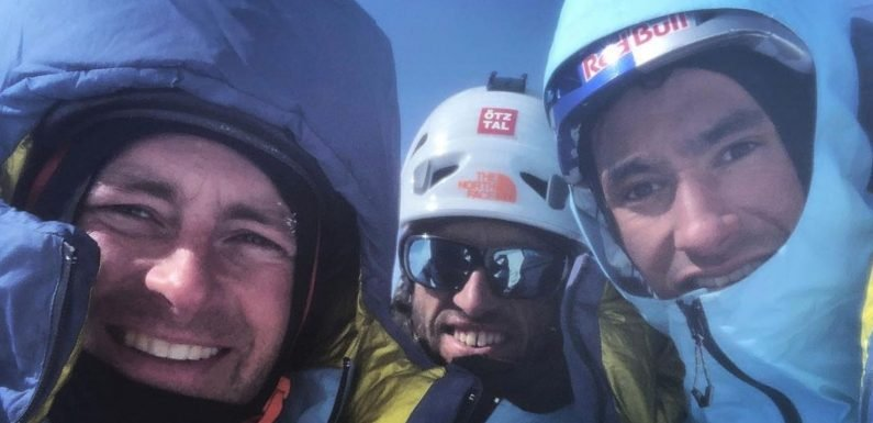 Climbing World Mourns After Three Of The World's Top Alpinists Die In Avalanche
