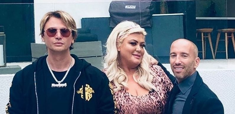 Gemma Collins eyes $8m LA mansion as she househunts with celebrity estate agent