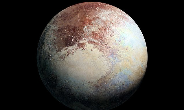 Winter is coming for Pluto as atmosphere predicted to freeze by 2030