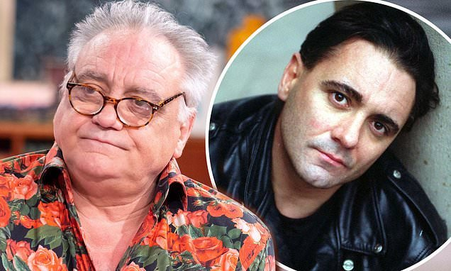 Tony Slattery, 59, used to spend £4,000 a WEEK on cocaine and vodka