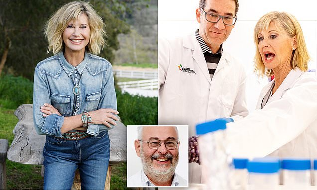 New breast cancer test from Olivia Newton-John's charity to be trailed