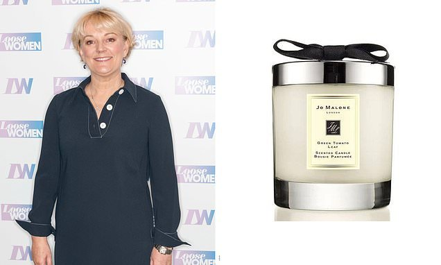 Jo Malone says her sense of smell is so strong she can sense rain