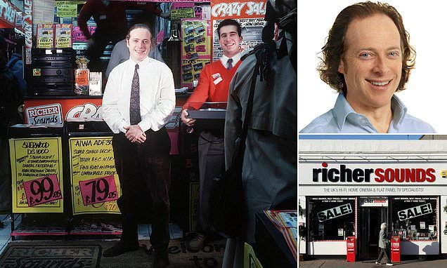 Richer Sounds staff get richer as boss hands control to workers