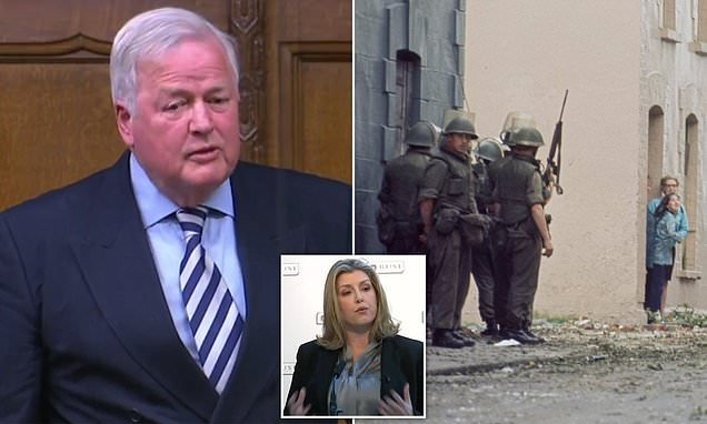 Former soldier MP's fury at fresh round of Northern Ireland probes