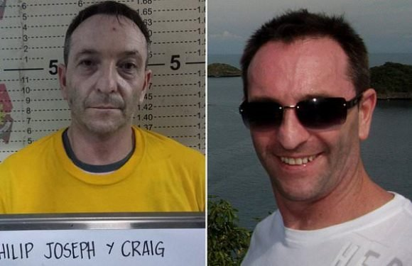 British accountant 'caught with meth' faces death penalty