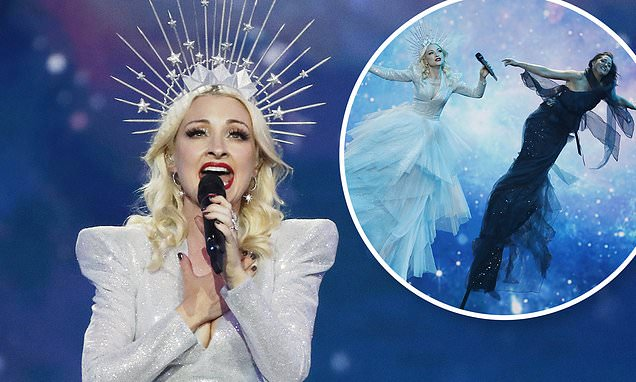 Eurovision Song Contest 2019, by Jim Shelley