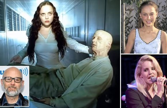 Moby reveals he fed an underage Christina Ricci champagne