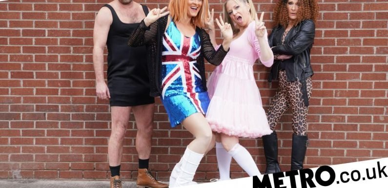 Emma Bunton gives EastEnders wannabe Spice Girls seal of approval