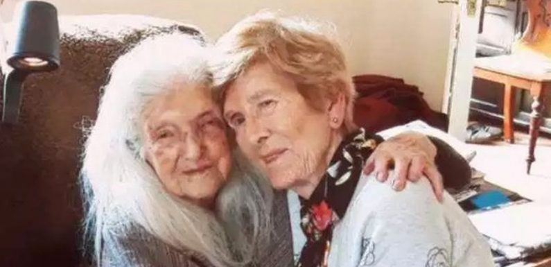 Woman, 81, meets mum, 103, for the first time after 60-year hunt for her