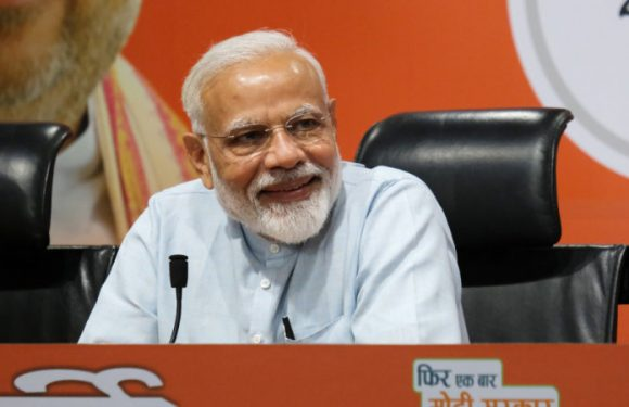 Exit polls put Narendra Modi in box seat to lead India for five more years